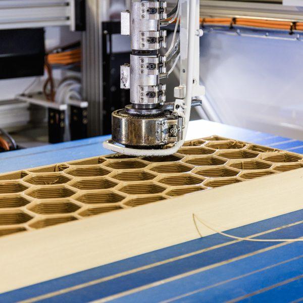 3d-printing på BLB Industries