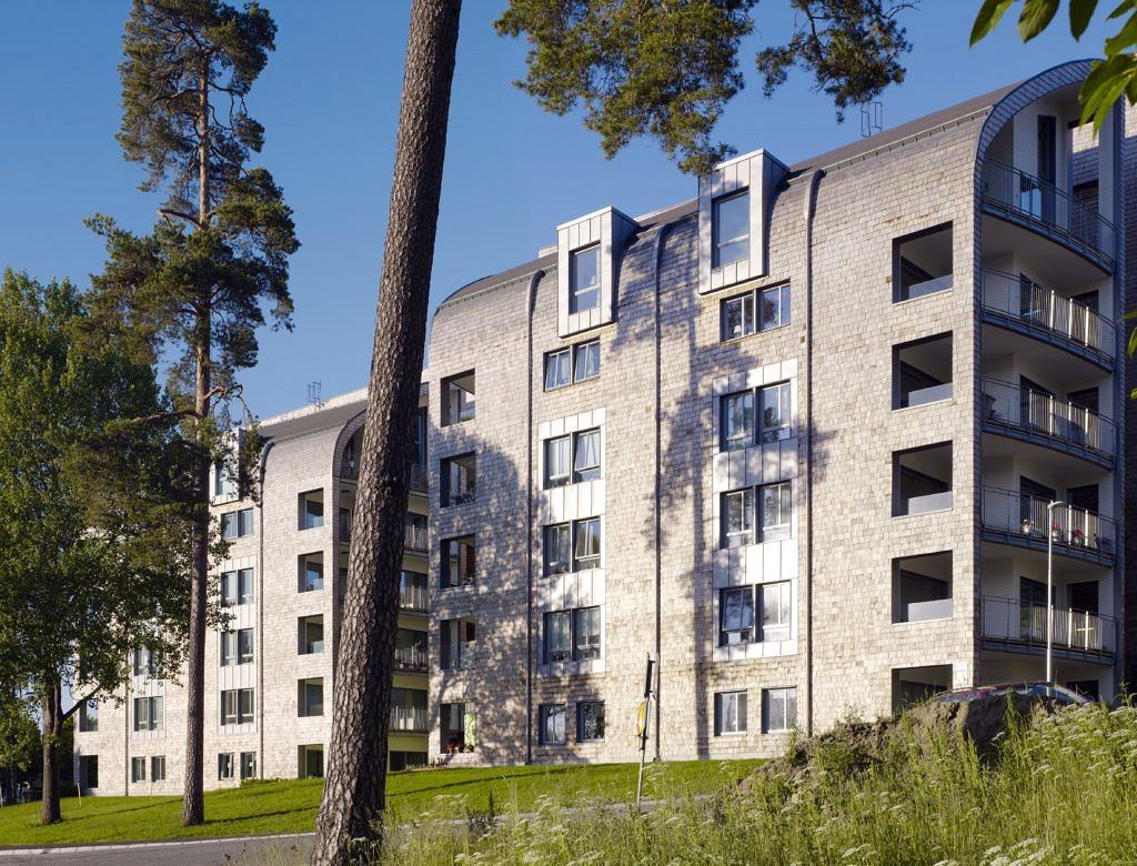 Åsbovägen, Fristad Tengbom arkitekter