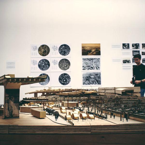 Arkitekturbiennalen i Venedig 2016