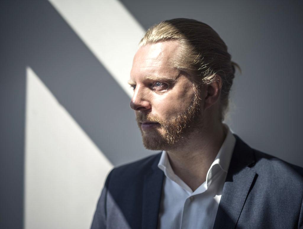 Peter Elfstrand. Foto: Felix Gerlach