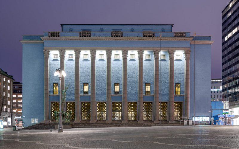 Stockholms Konserthus Tengbom 1926