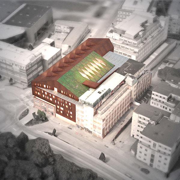 Kv Trikåfabriken 9