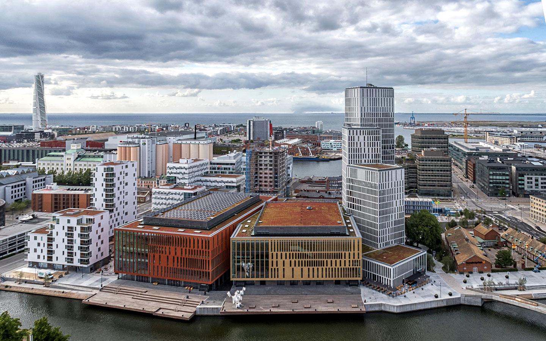 Malmö Live Tengbom 2015