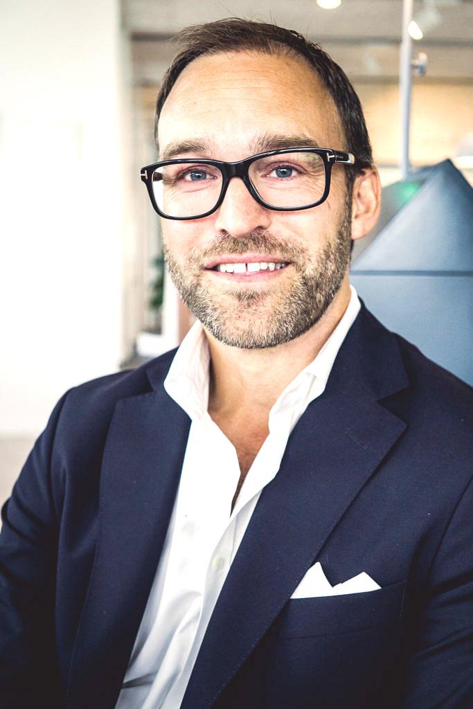 Nicholas Hörlin, kontorschef Tengbom Öresund