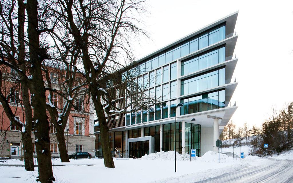 Psykiatrins hus, Uppsala
