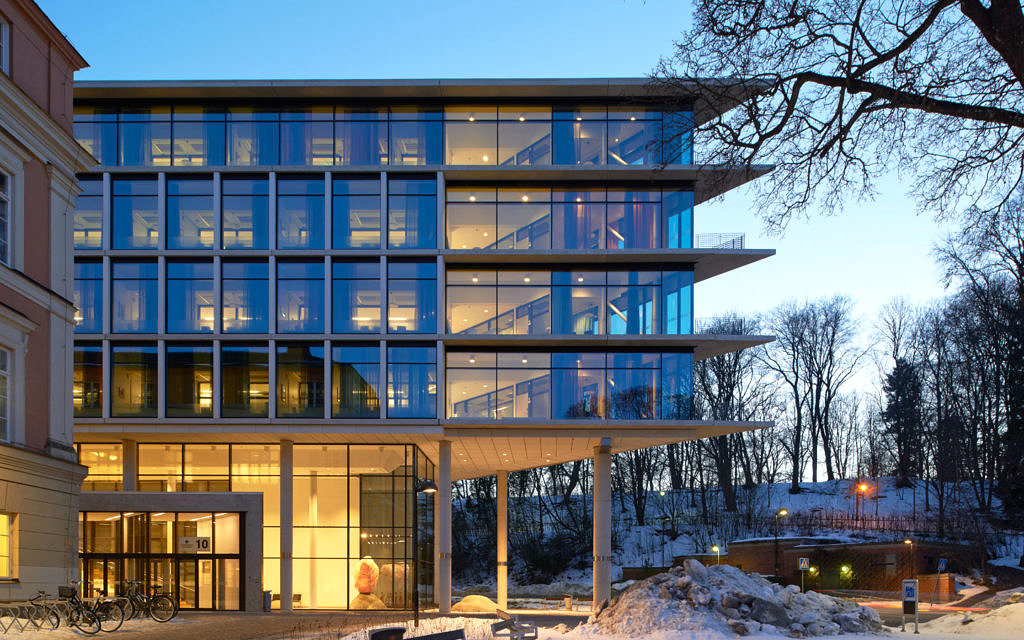 Psykiatrins Hus Uppsala, Tengbom Arkitekter