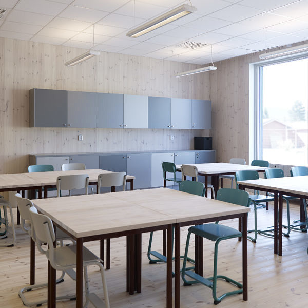 Skarpåkersskolan Tengbom 2014