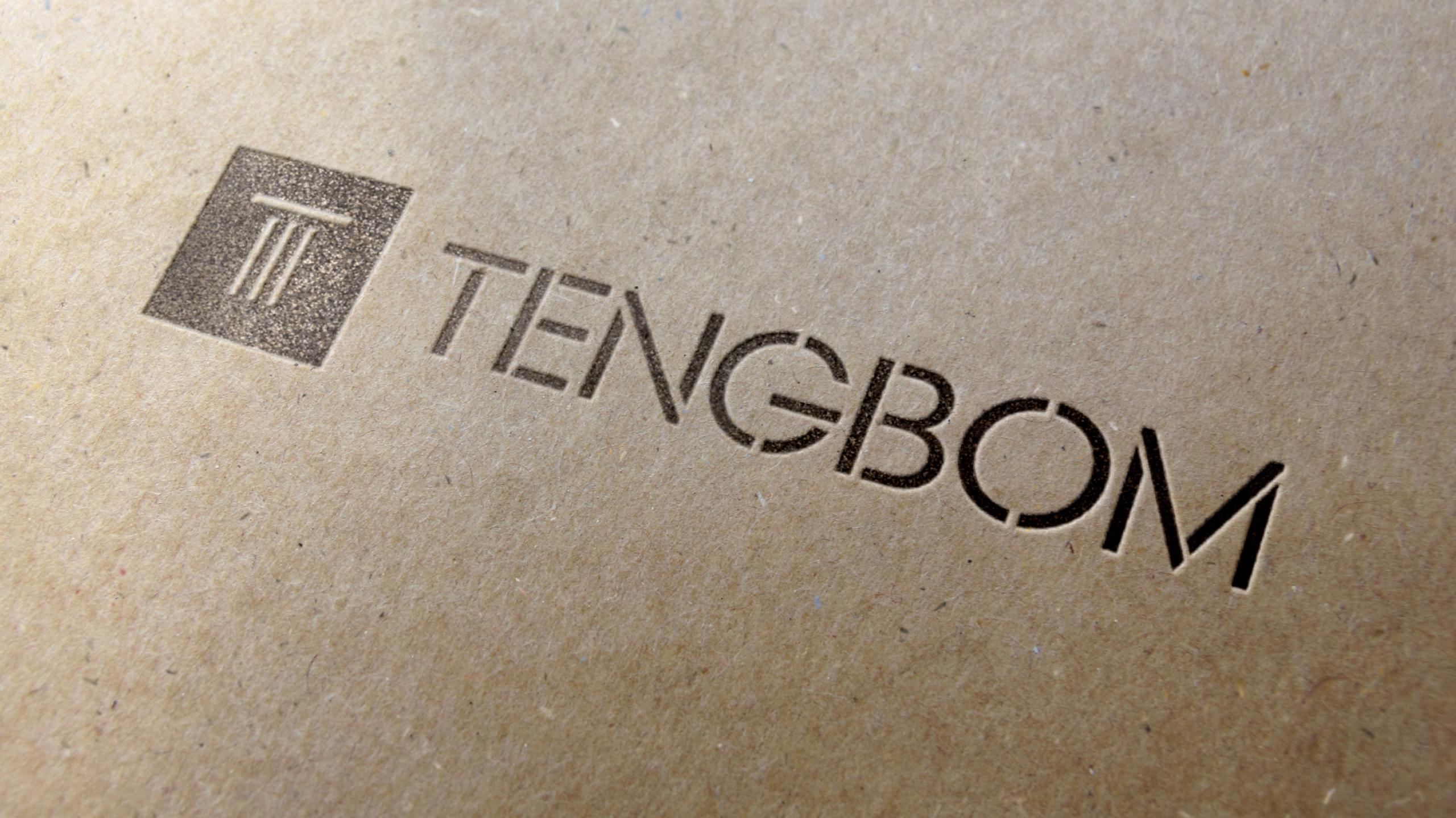 Tengboms nya logotyp