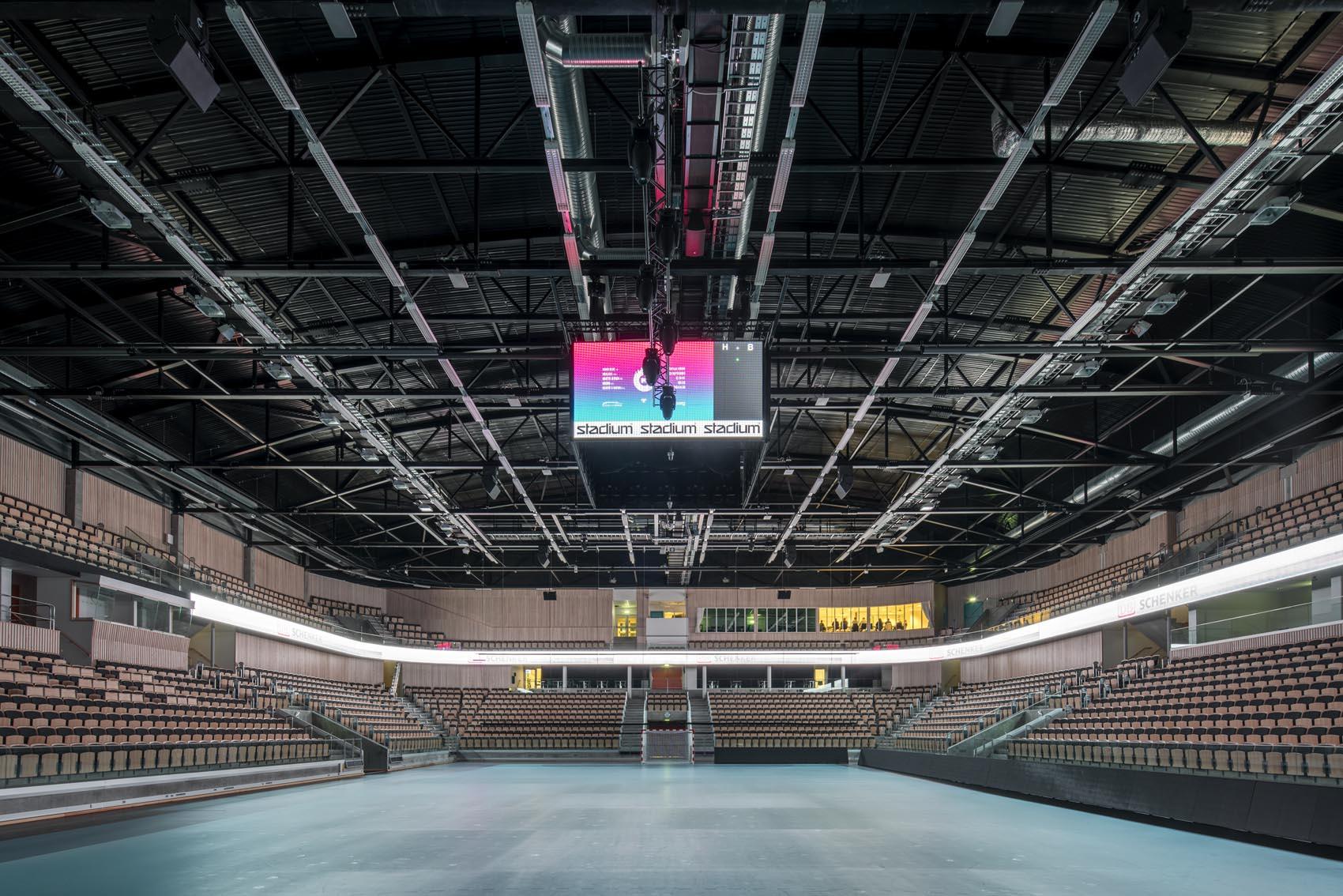 Partille Arena Tengbom 2016