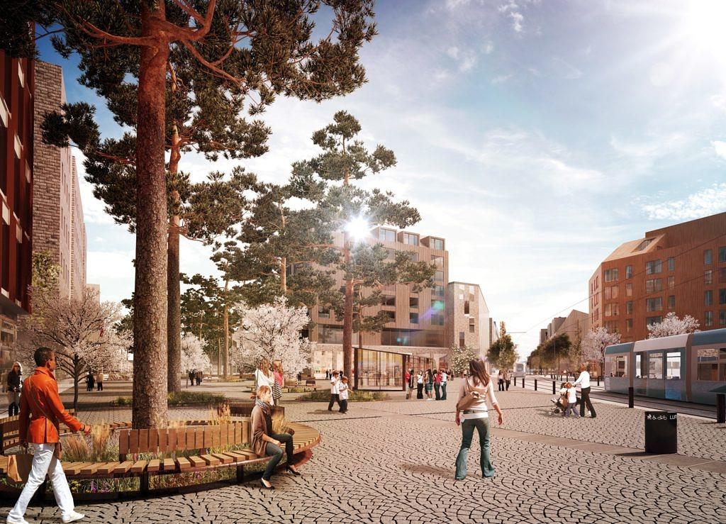 Vision Rosendal, Tengbom