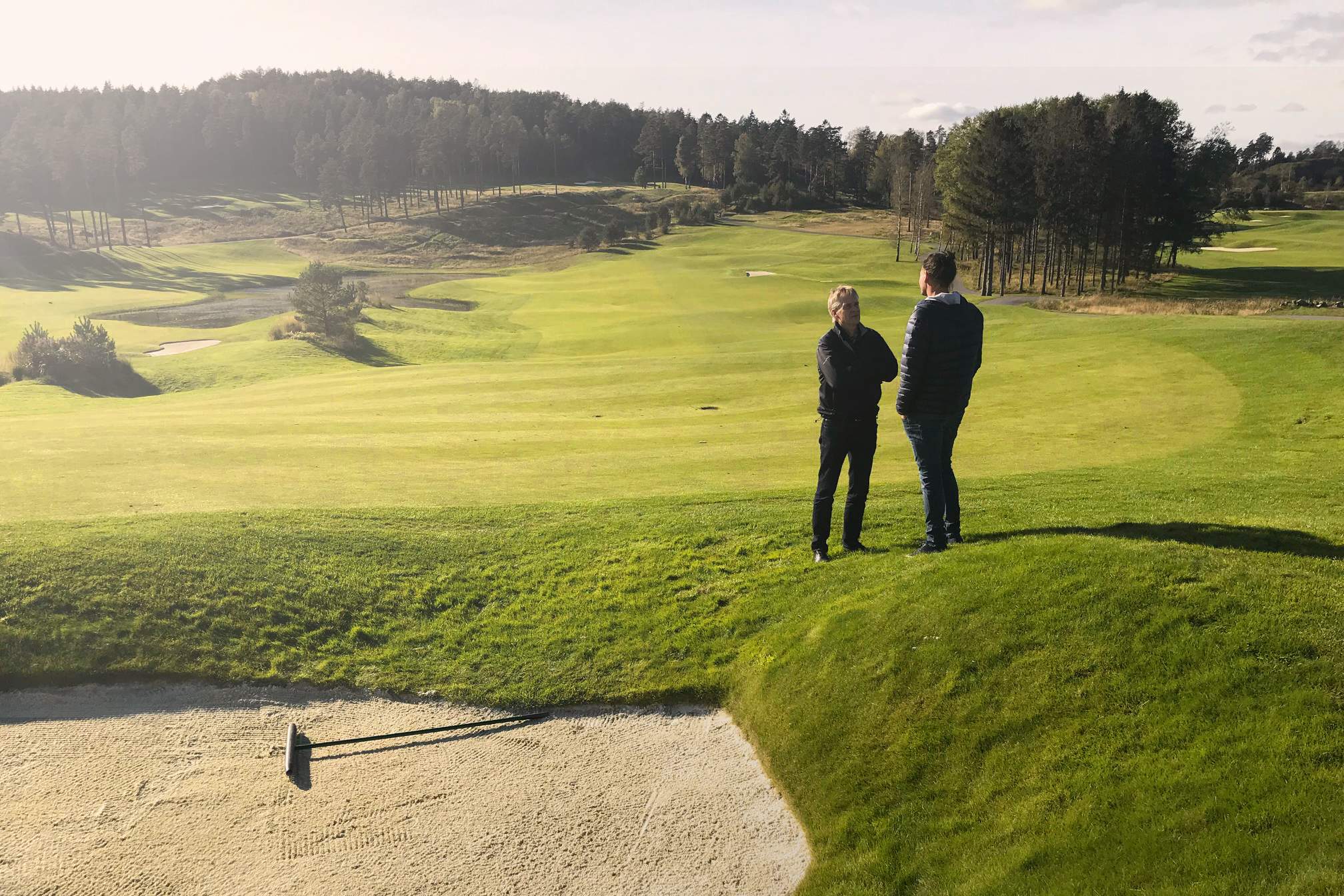 golfarkitektur
