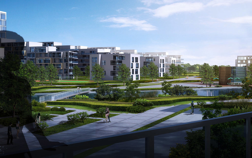Sino Swedish Eco City Tengbom