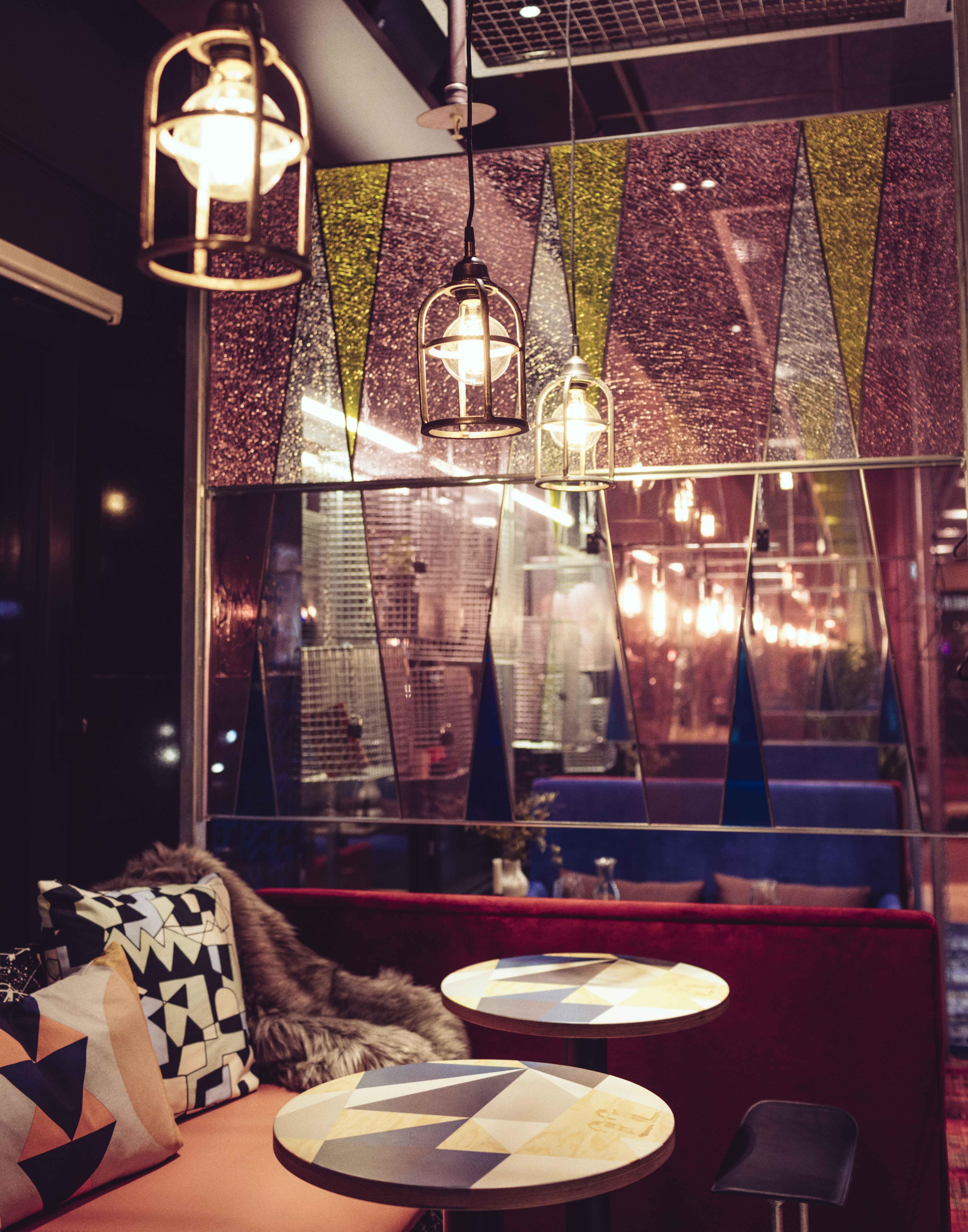 Restaurant Hilma at Generator Hostel _Tengbom